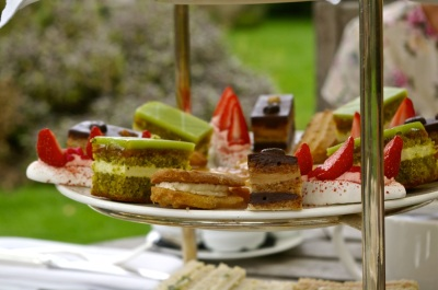 Royal Crescent Hotel afternoon tea