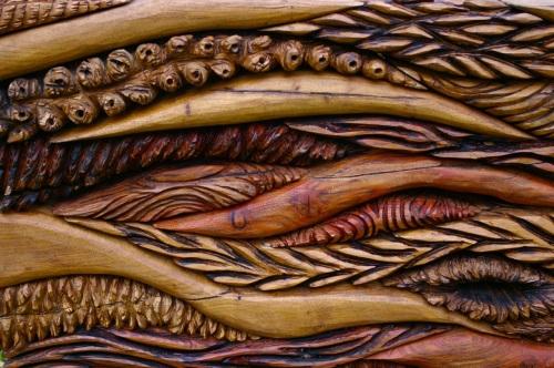 scupture detail