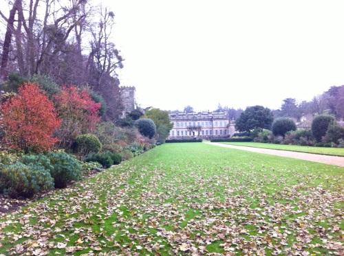Dyrham Park gardens