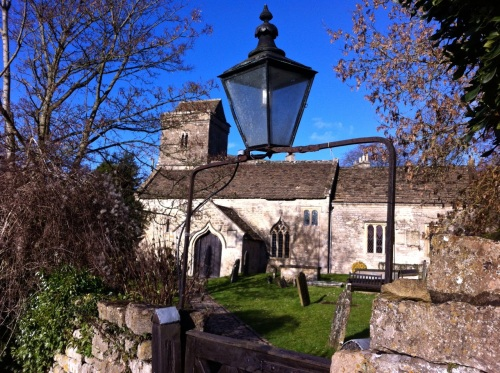 Swainswick church