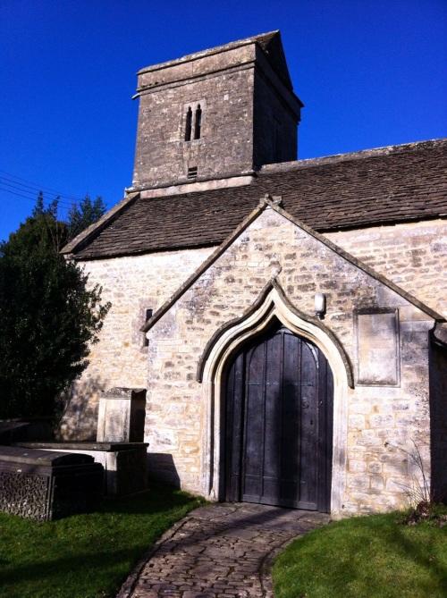 church closeup