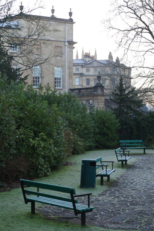 Sydney gardens, beside the Holburne Museum