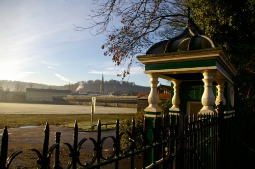 Bath cricket ground