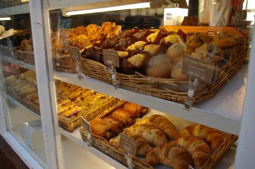mmmm....bakery!