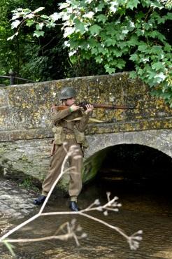 Lacock at war36